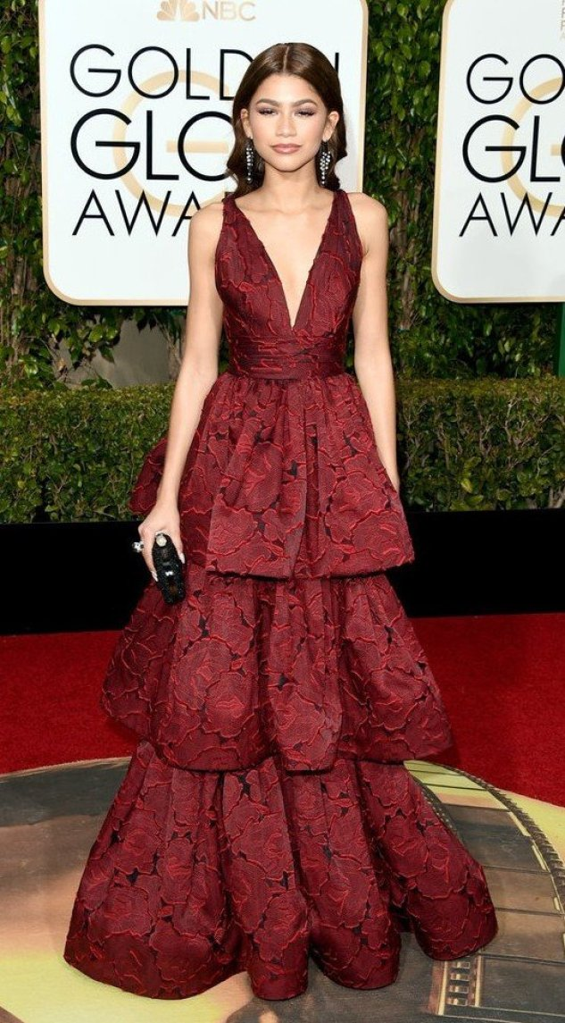 Zendaya, 2016 Golden Globes Winner