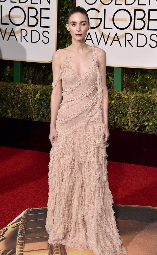 2016 Golden Globes Winner, rooney-mara