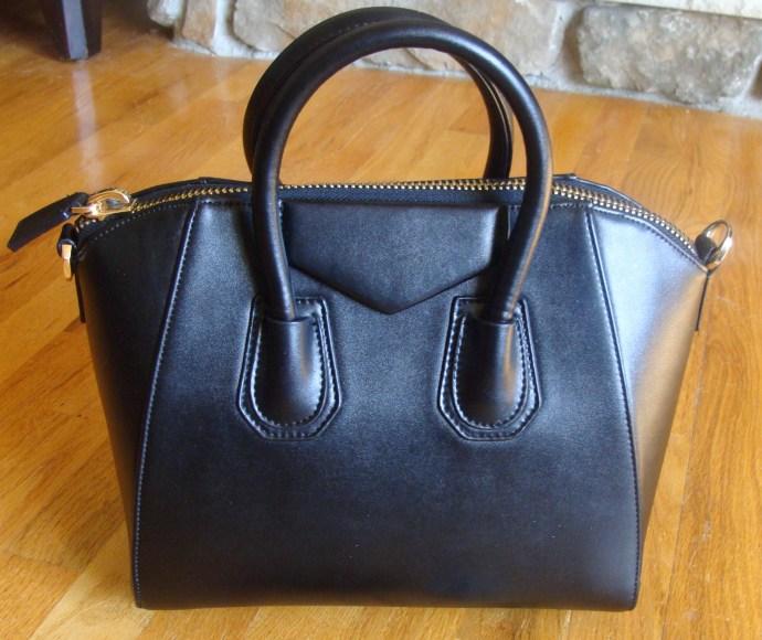 leather handbag giveaway, baginc, Christi leather bag from BagInc
