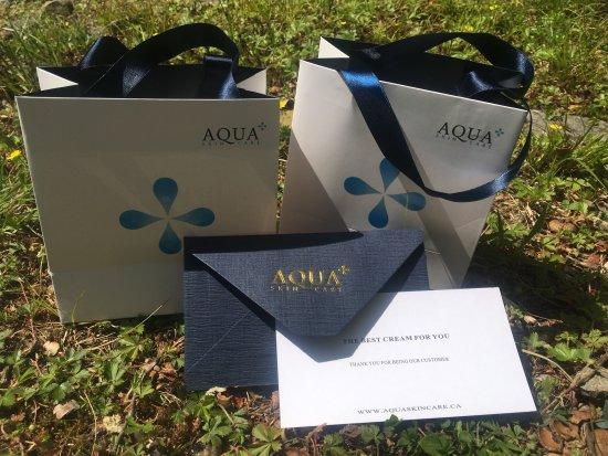 protect skin, Aqua Skin Care