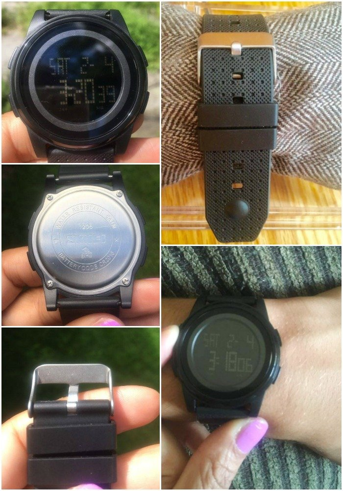 Accessory Review, sports Watch