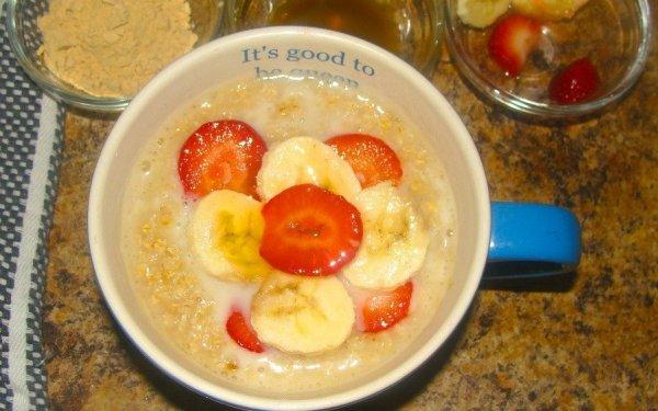 breakfast, superfoods, Genesis Today Superfoods