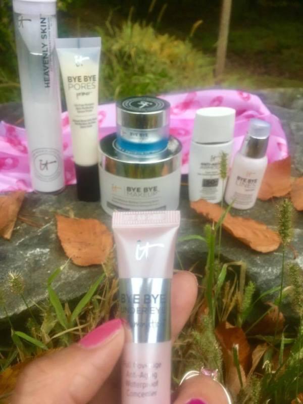 IT Cosmetics, breast cancer, Bye Bye Under Eye Illumination Concealer