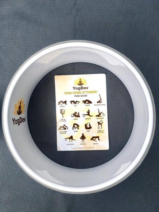 Yoga Wheel, YogDev