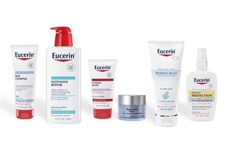 Proper Skincare, Eucerin