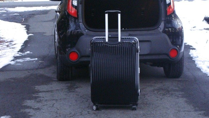 Travel Correctly, Travel Correctly, American Traveler Pressure-Resistant Suitcase, Best Global Buy