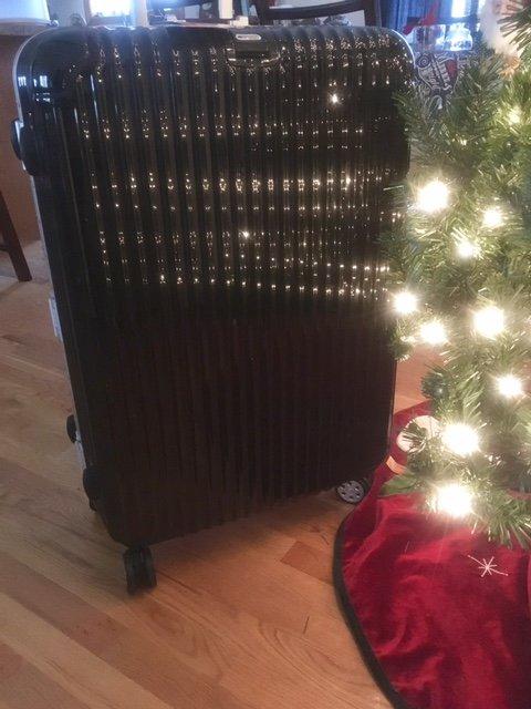 Travel Correctly, American Traveler Pressure-Resistant Suitcase, Best Global Buy
