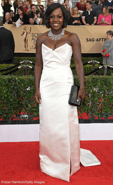 23rd Sag Awards 2017 Best Dressed Celebrities Red Carpet, Viola Davis