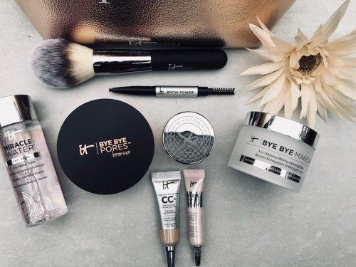 aging skin, beauty, makeup, skincare, it cosmetics