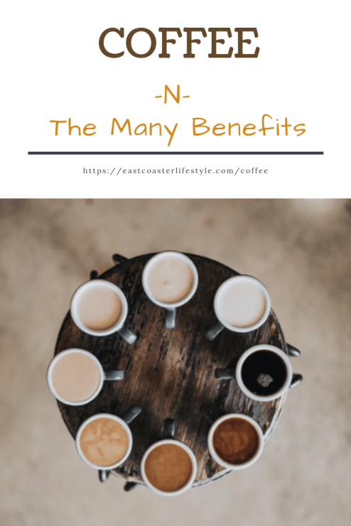 Coffee, great benefits