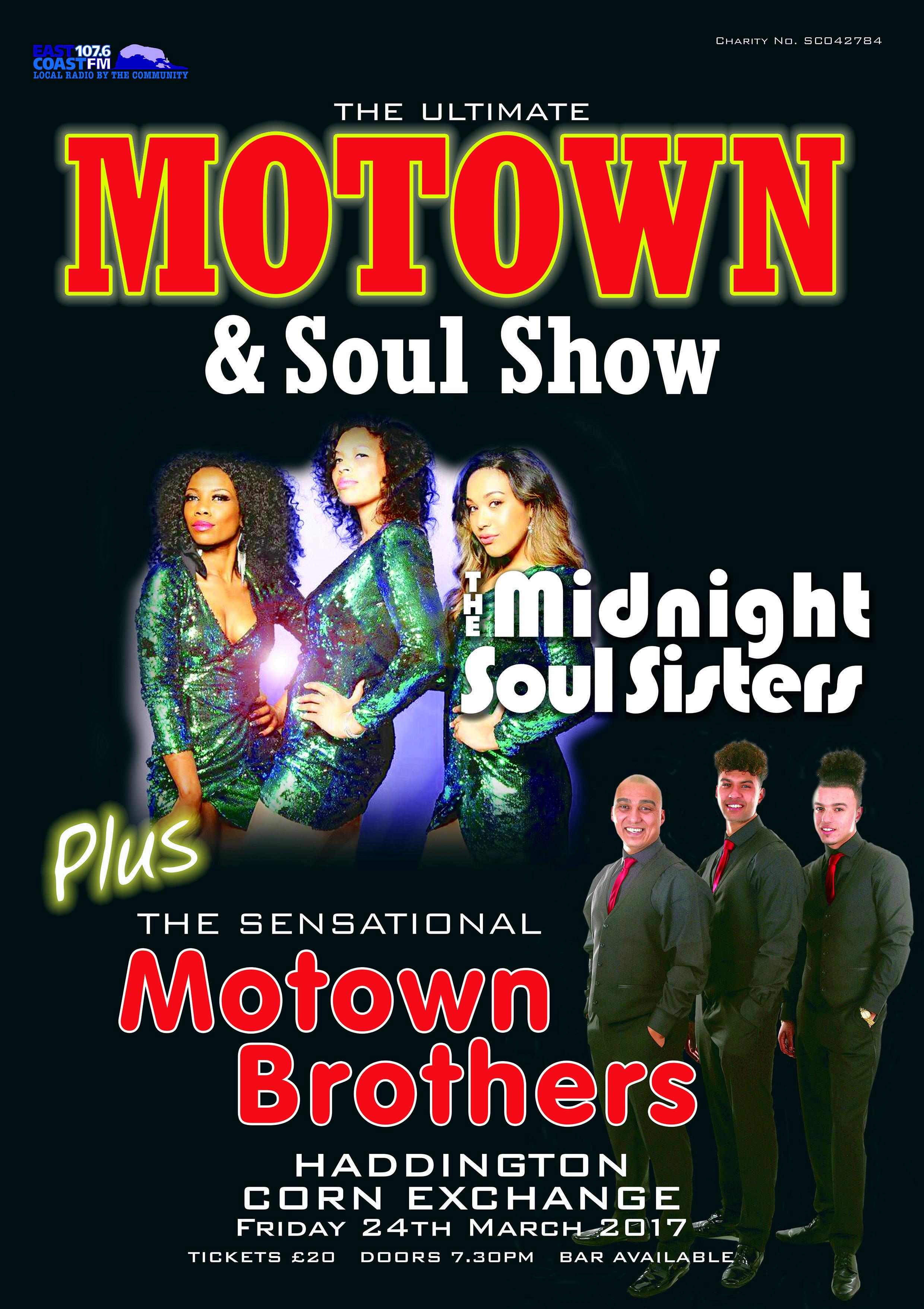 Motown Poster
