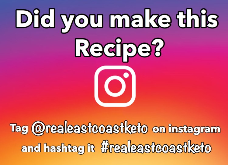 Find us on Pinterest @realeastcoastketo