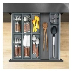 Kitchen Cabinet Corner Protectors How To Build An Outdoor Blum Legrabox Ambia-line Drawer Cutlery Insert Suits 450 ...