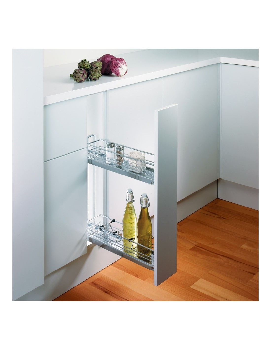 kitchen base cabinet pull outs square wall clocks 150mm or 200mm cabinets east coast kitchens
