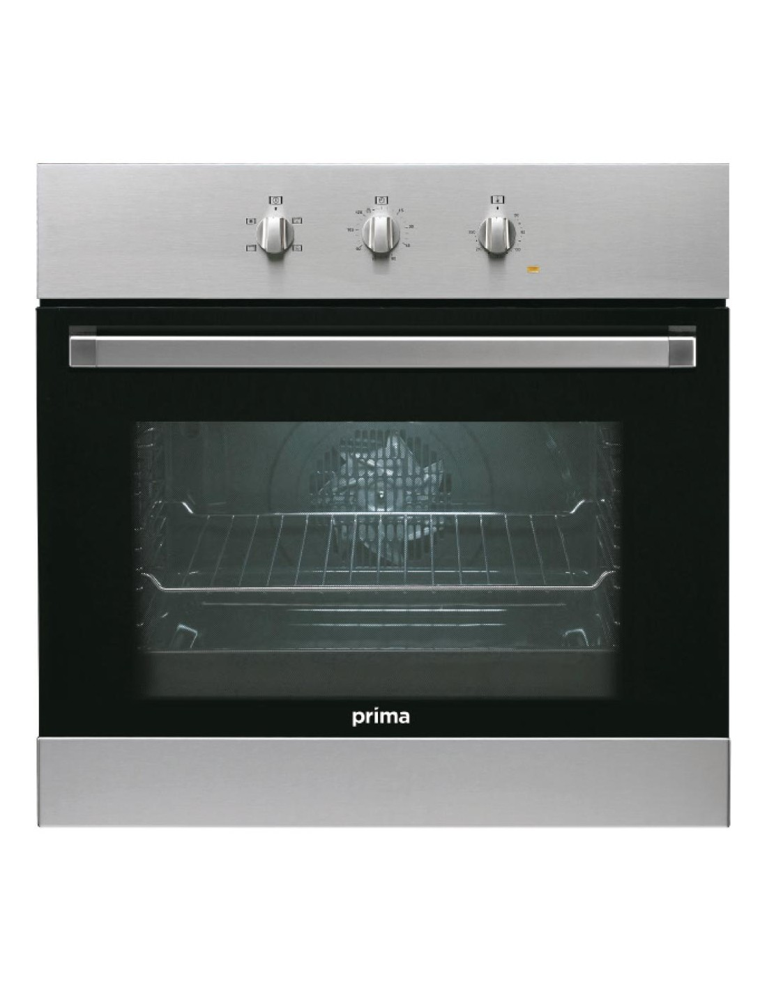 Prima Built in Single Electric Oven Plug in 13 Amp