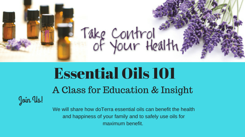 ECLSEssential Oils 101 datefree