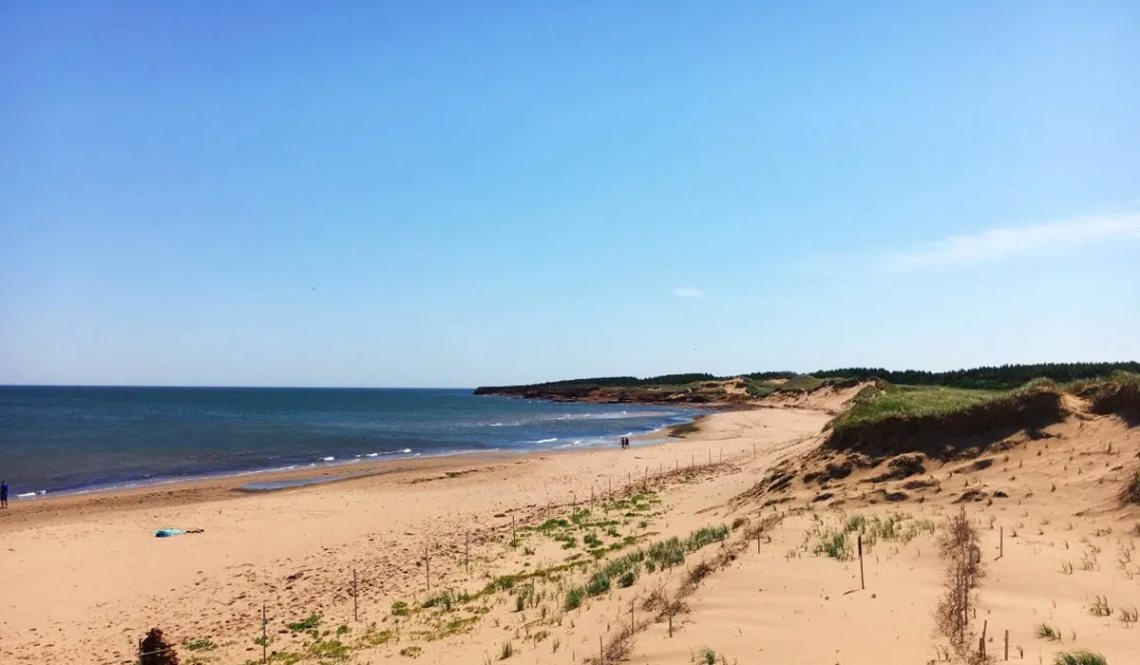 Exploring Prince Edward Island: Cavendish Beach
