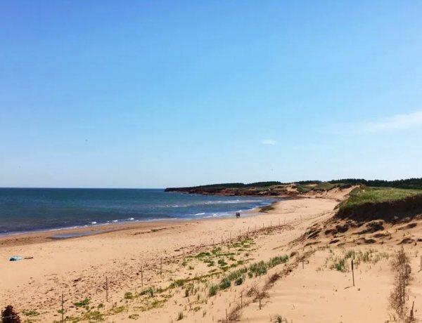 Exploring Prince Edward Island: Cavendish Beach