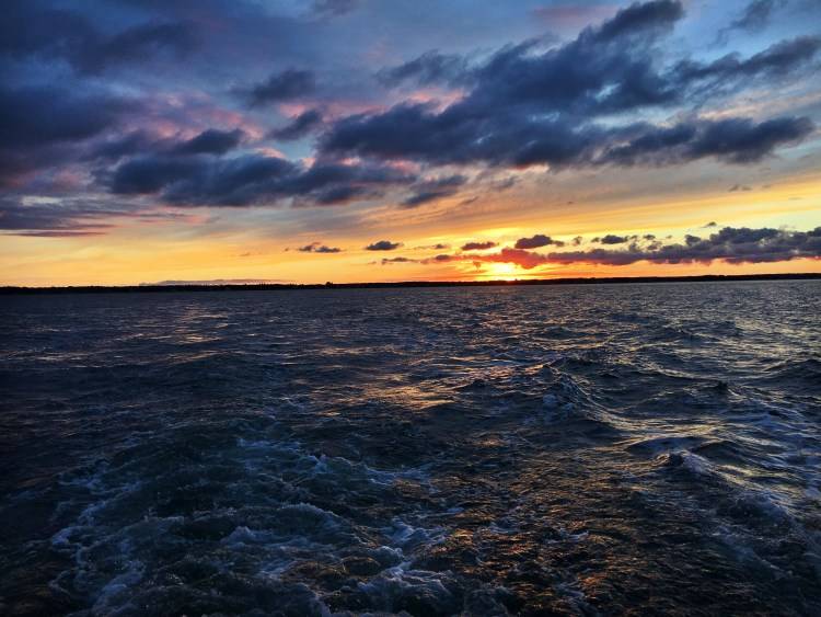 Amazing Sunset :: Sunset Bay Cruises