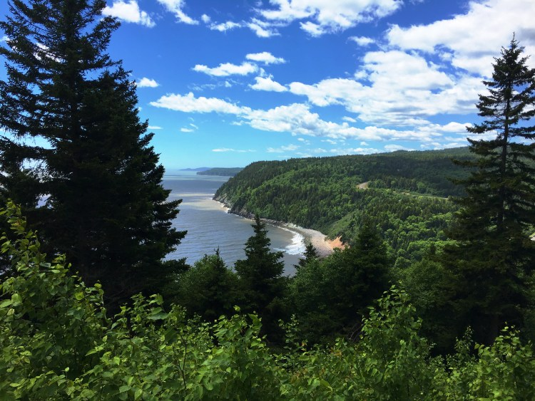 Fundy Trail Lookout - Fundy Trail Parkway