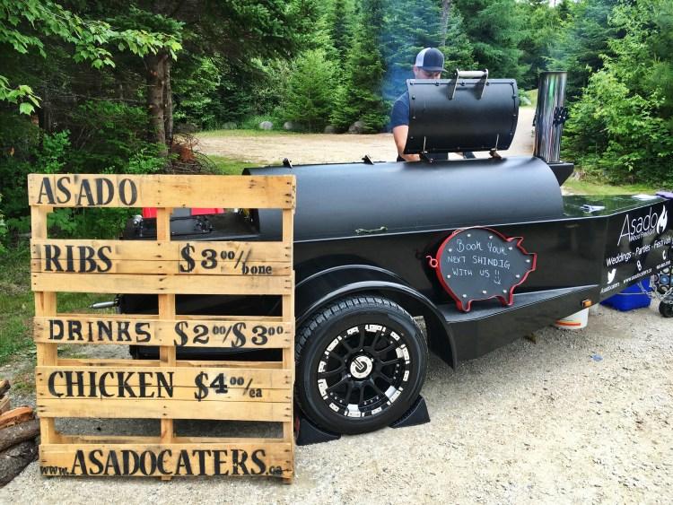 Hubbards - Food Truck 2 - East Coast Mermaid