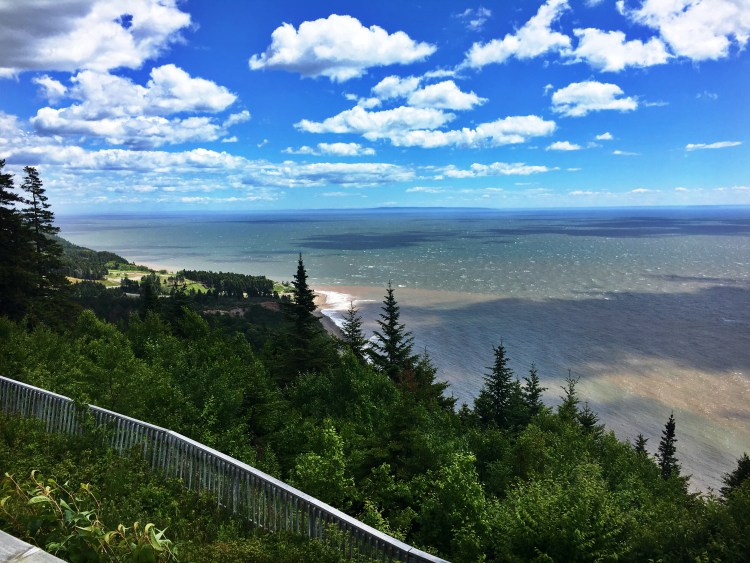 Long Beach Lookout - Fundy Trail Parkway