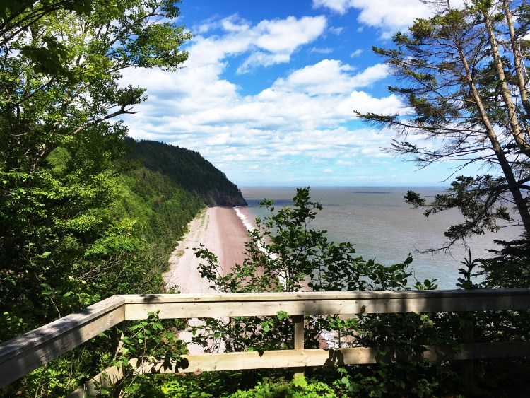 Pangburn Beach 4 - Fundy Trail Parkway