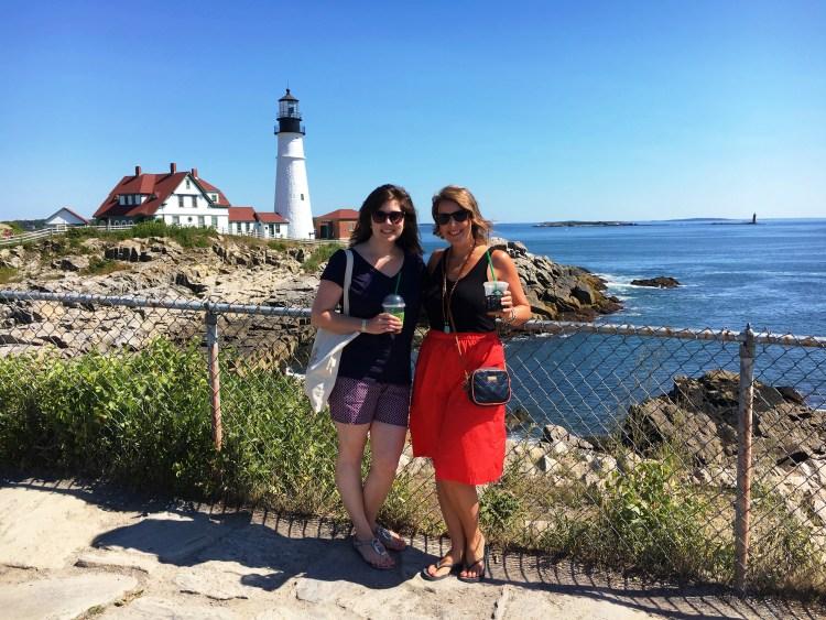 Portland Head Lighthouse - East Coast Mermaid 3