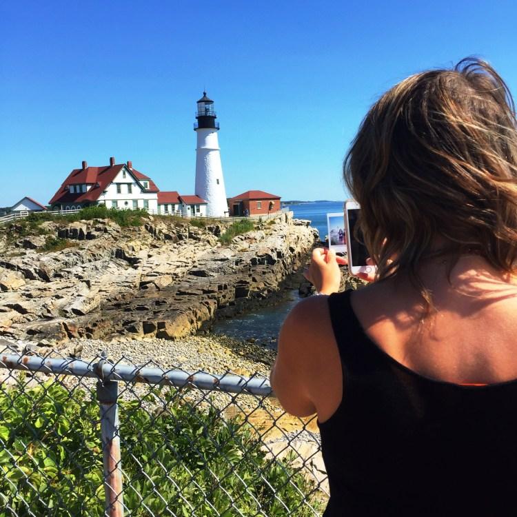 Portland Head Lighthouse - East Coast Mermaid 5
