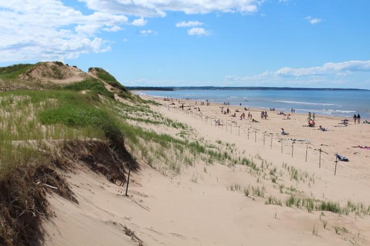 east coast mermaid PEI brackley beach