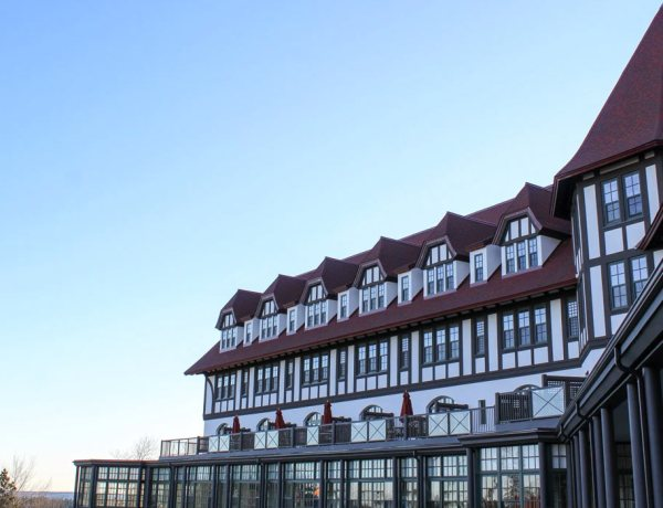 An Algonquin Resort Escape