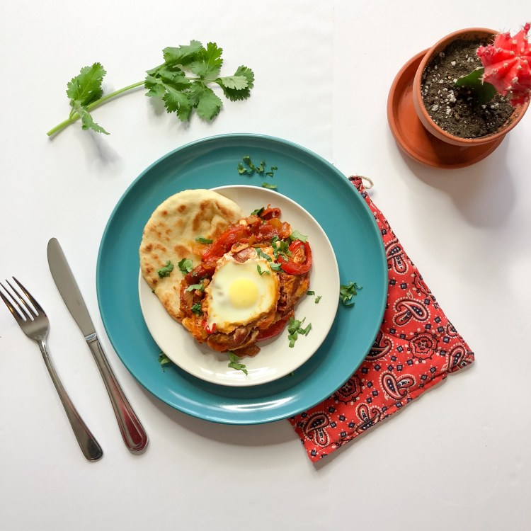 Shakshuka Recipe - East Coast Mermaid 3