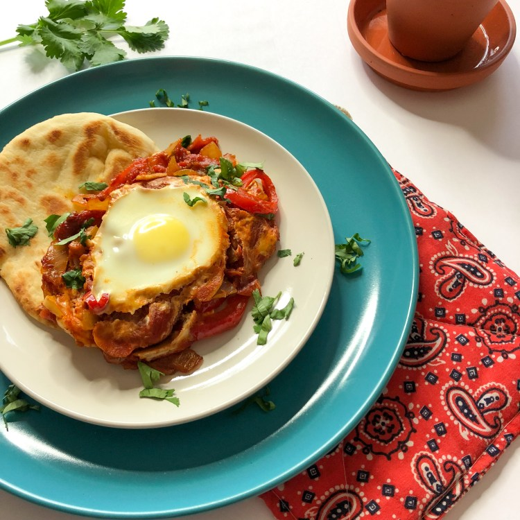 Shakshuka Recipe - East Coast Mermaid 4