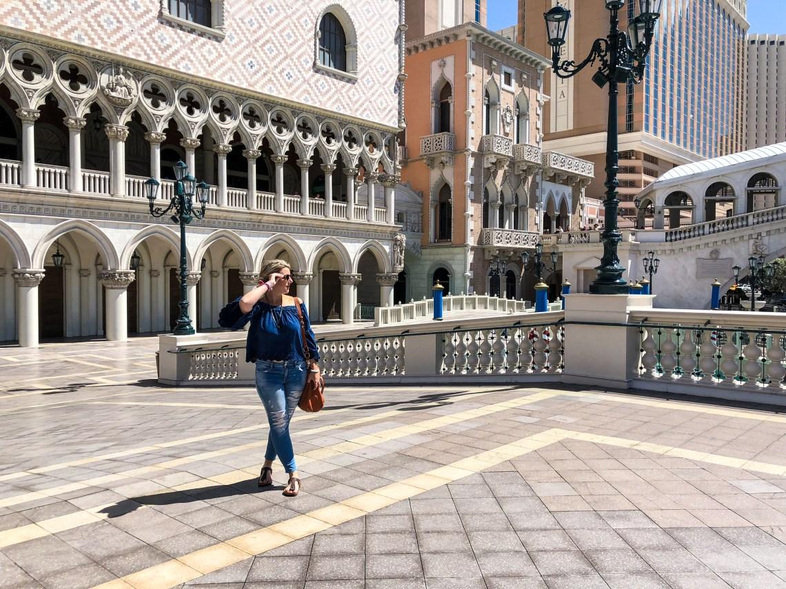 Venetian Pose