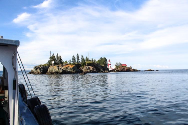Boat Ride Campobello Island 2