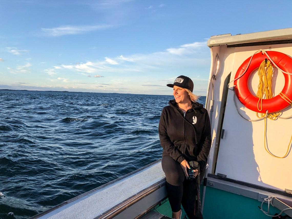 Boat Ride Campobello Island 4