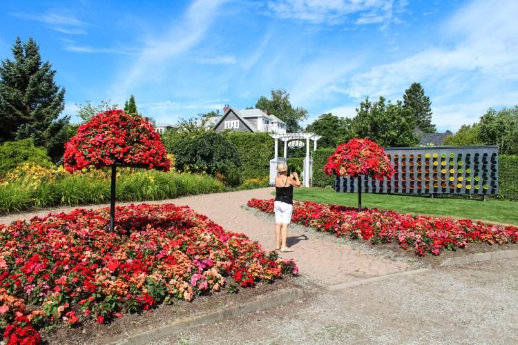 Kingsbrae Gardens - St. Andrews