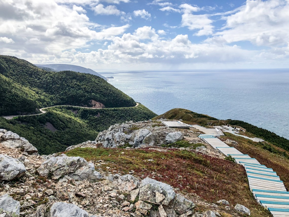 Cabot Trail - Skyline Lookout 2