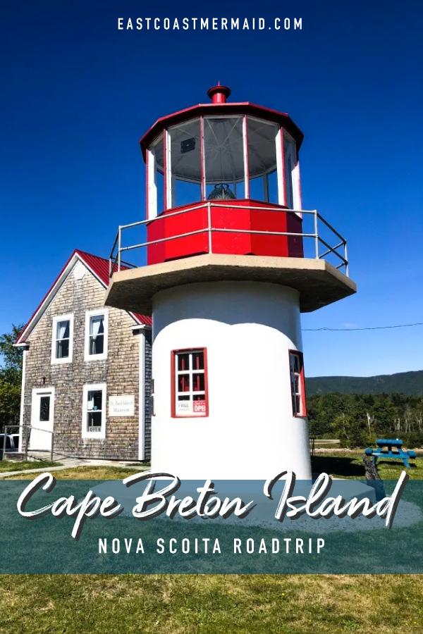 Travel the scenic route along the Coast of Cape Breton, Nova Scotia. East Coast Mermaid's island hopping guide to Cape Breton.