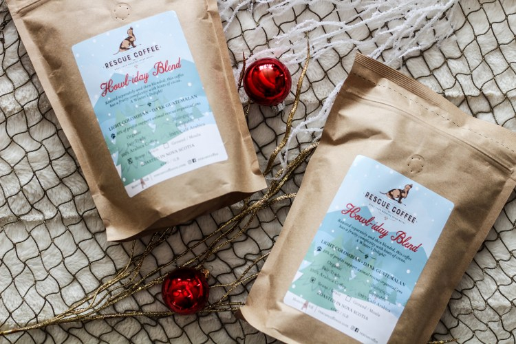 Holiday Gift Guide - Rescue Coffee
