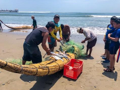 Fishermen Huanchaco