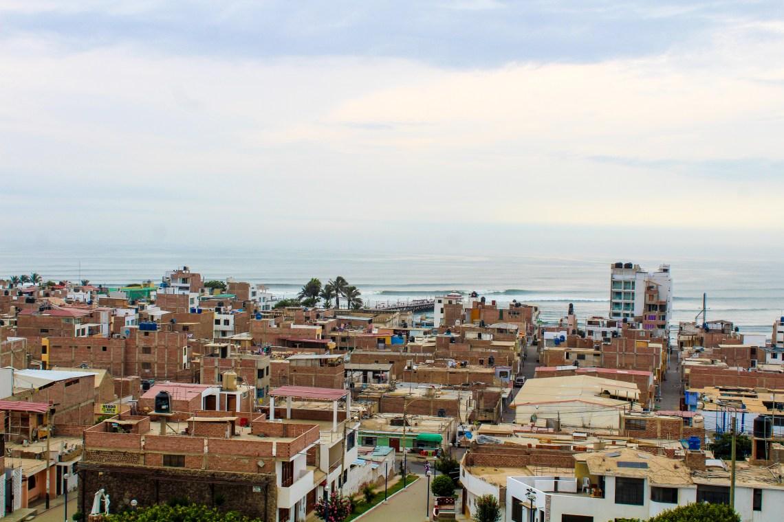 Huanchaco - View_