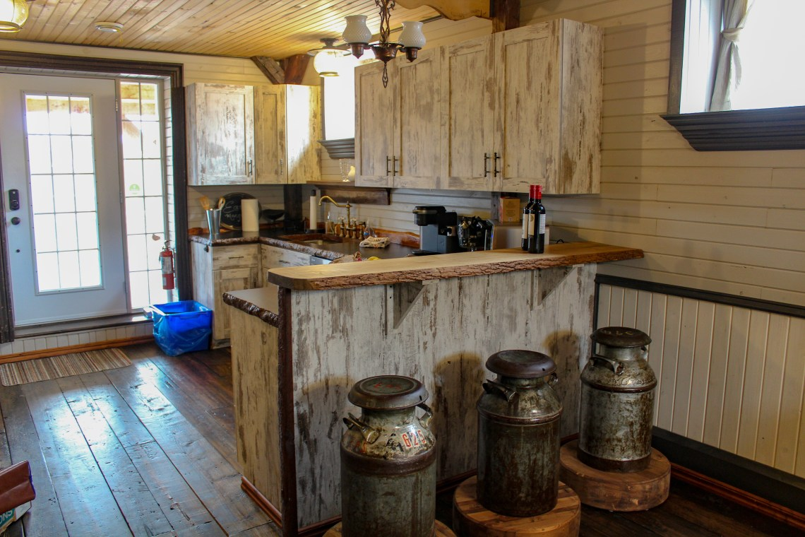 Old Church Cottages - Kitchen