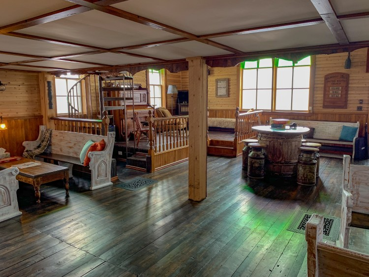 Old Church Cottages - Main Level