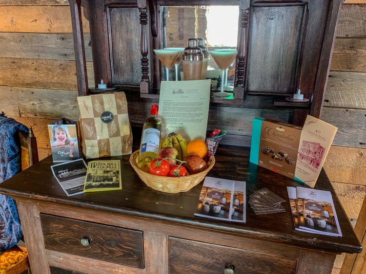 Old Church Cottages - Welcome Package