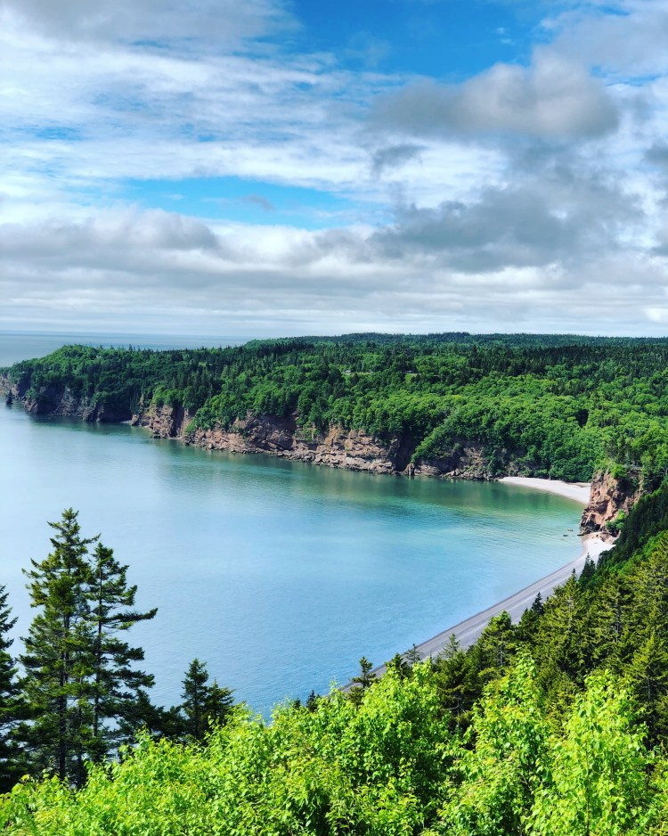 FUNDY TRAIL - EAST COAST MERMAID