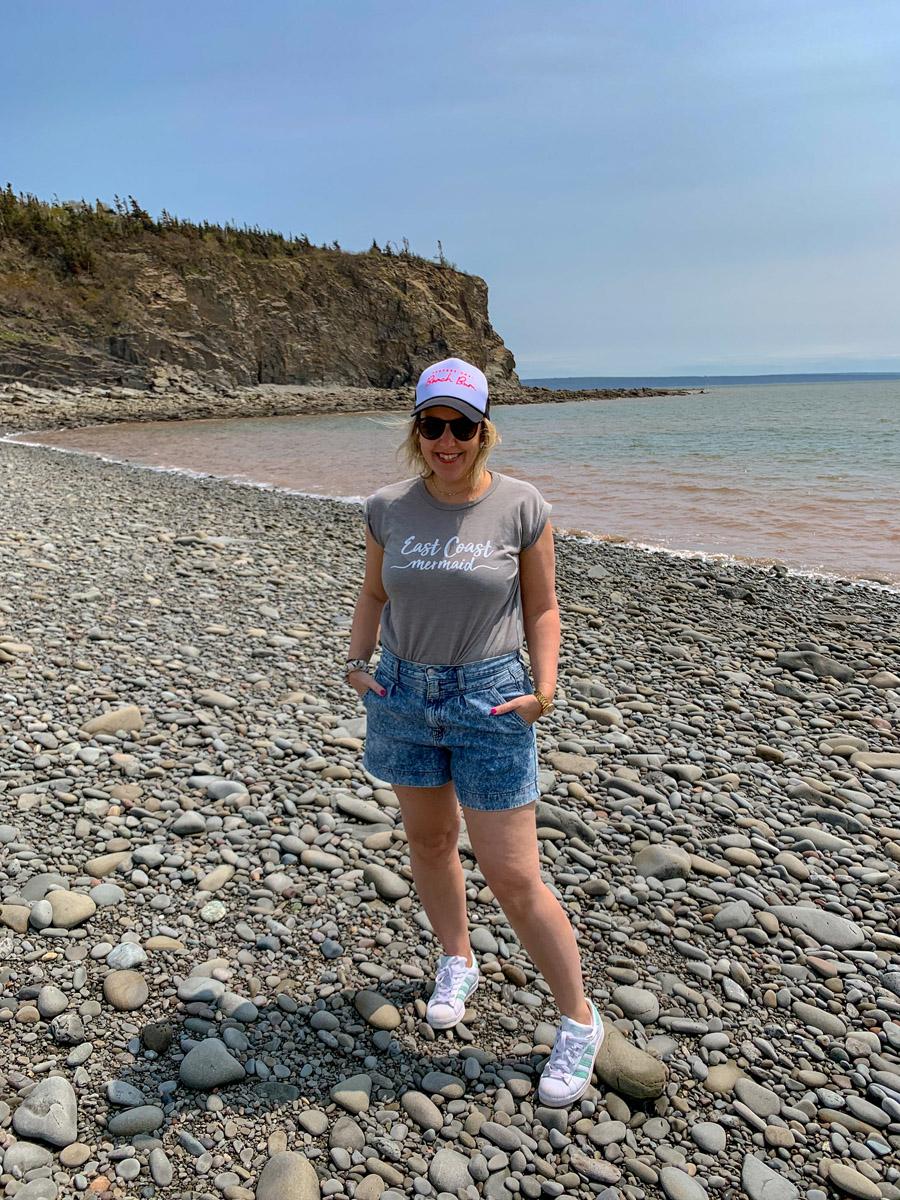 Cape Enrage New Brunswick - East Coast Mermaid - Beachcombing 2