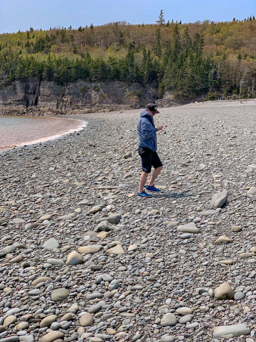 Cape Enrage New Brunswick - East Coast Mermaid - Beachcombing