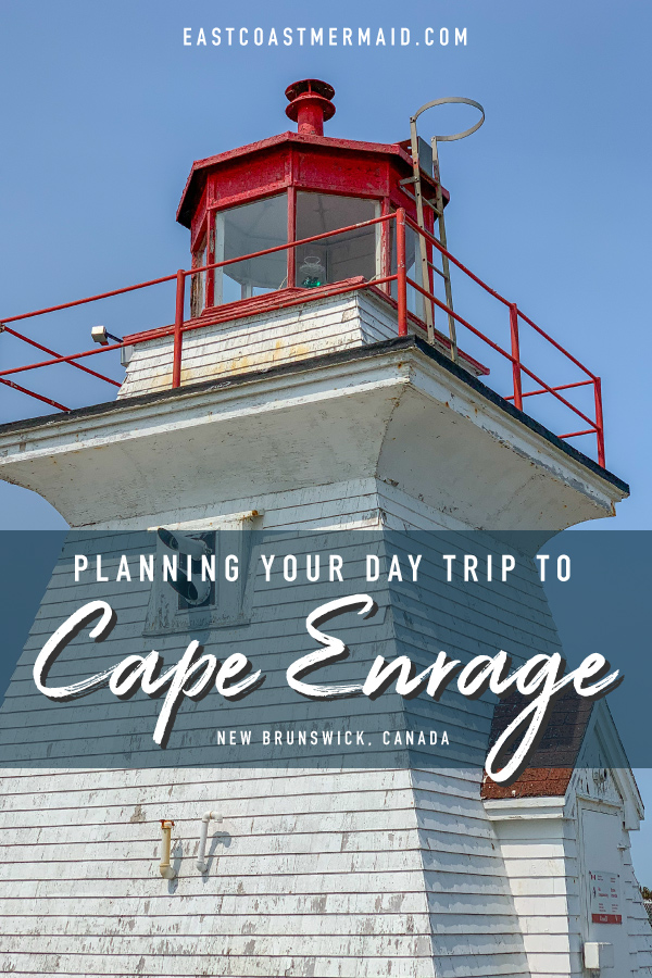 Plan your day-trip to Cape Enrage; an otherworldly attraction that offers you premium views of the Bay of Fundy tides -which can rise as much as 53 vertical feet in a 12 hour period, you guys! -from the vantage point of its towering cliffs or rocky beach that is accessible at low tide.