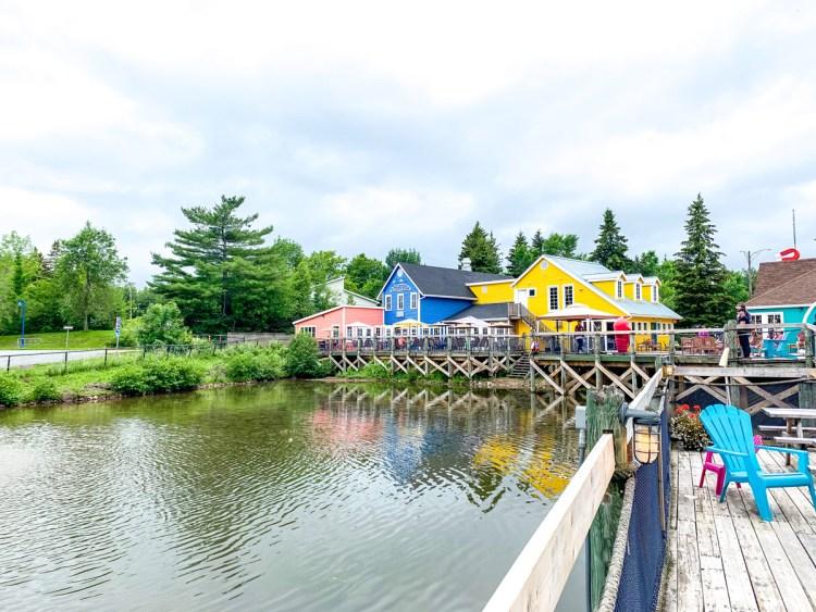 Magnetic Hill Wharf Village 3 - East Coast Mermaid